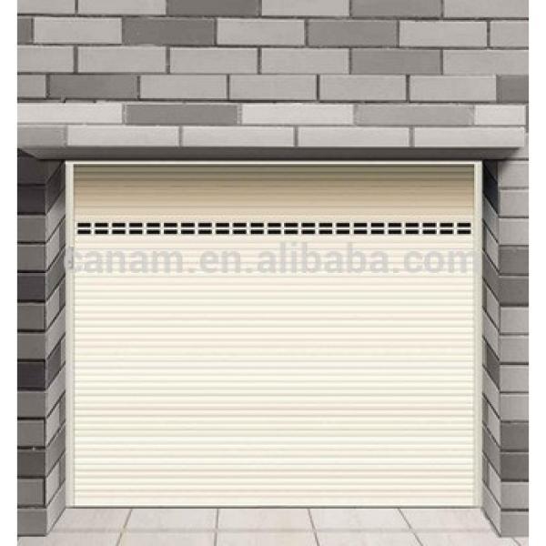 New villa roller shutter garage door #1 image