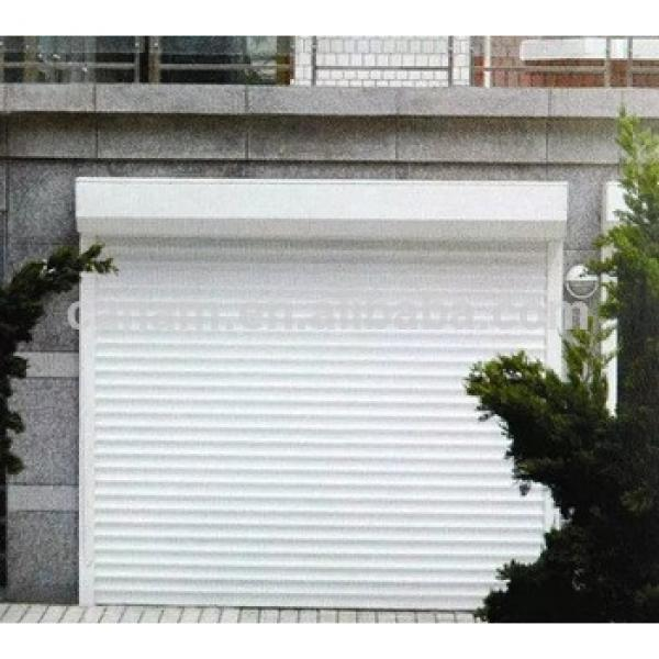 Aluminum commercial garage sliding door #1 image