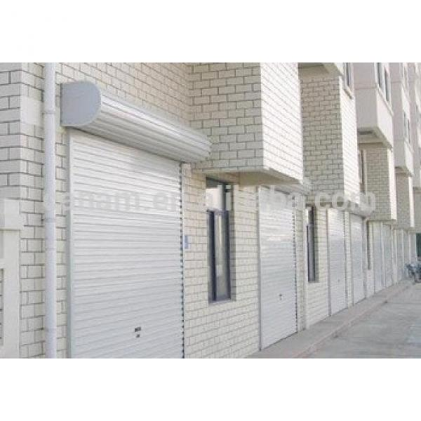 Exterior aluminum roller shutter /Rolling Shutter door for garage #1 image