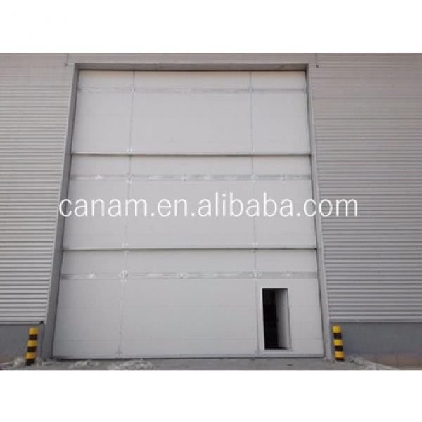 Industrial Automatic High Speed Sliding Door/Sectional door #1 image