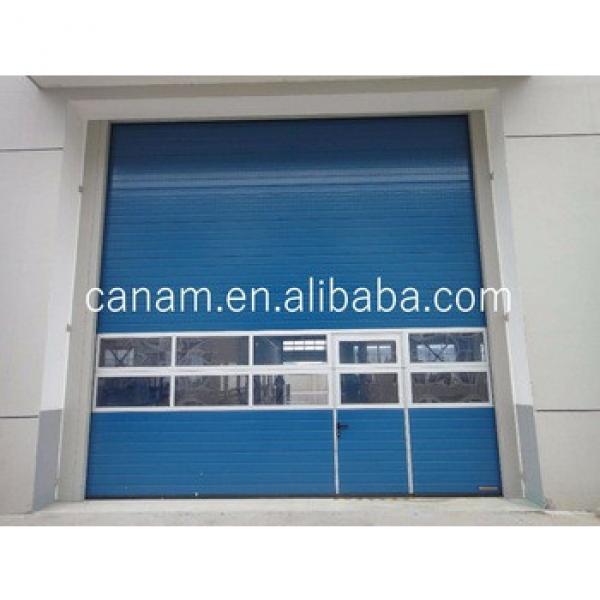 Industrial Sliding Door Roller/Industrial Accordion Doors/Steel Industrial Door/Automatic Industrial Door/Sectional Industrial D #1 image
