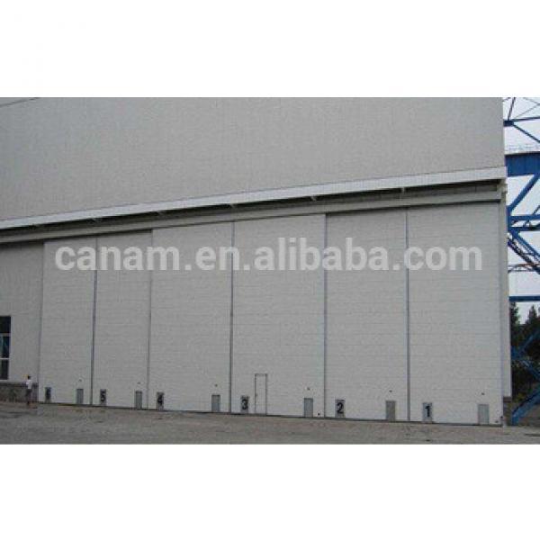 China Supplier Sliding Aircraft Hangar Door with Cheap Price #1 image