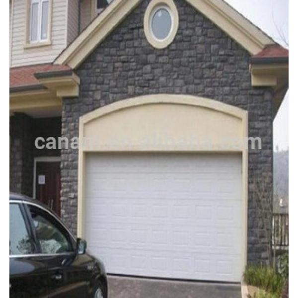 China cheap aluminum automatic roll up garage door #1 image
