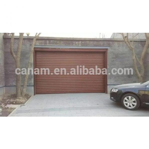 Automatic Vertical Roller Shutters Doors #1 image