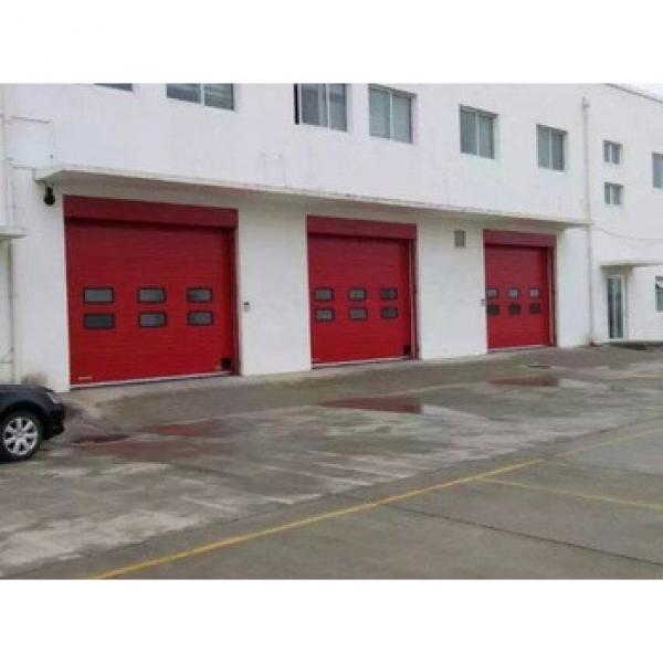 Fast rapid roller shutter door/Wind resistant good quality high speed door #1 image