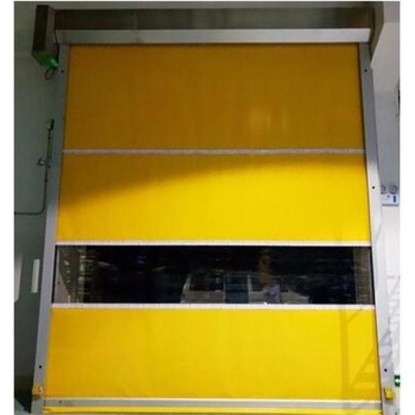industrial rolling door/ rapid roller shutter #1 image