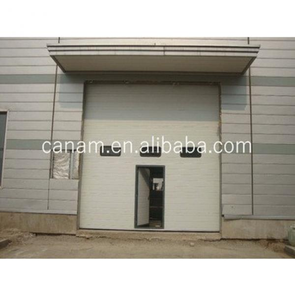 Industrial Automatic Upright Lifting Door #1 image