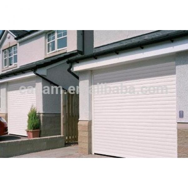 industrial insulated garage door with high quality #1 image