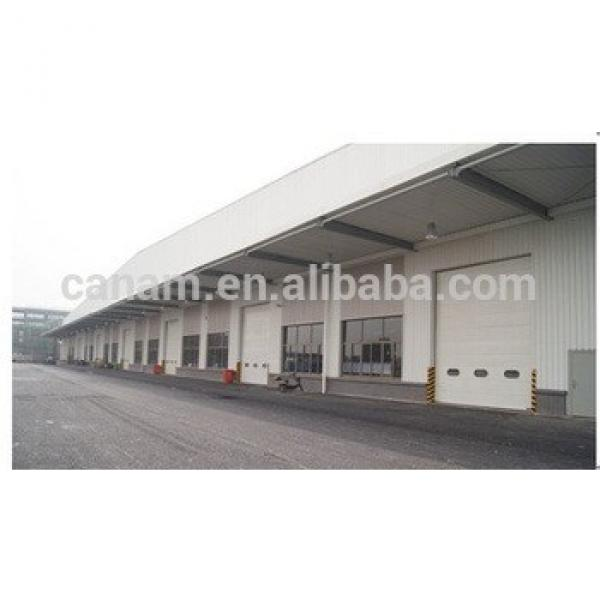 China supplier industrial overhead sectional lifting Door with best price #1 image