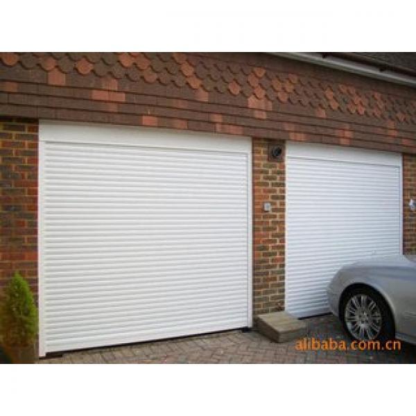 Electric roll up door for garage,industrial roller door, rolling door #1 image