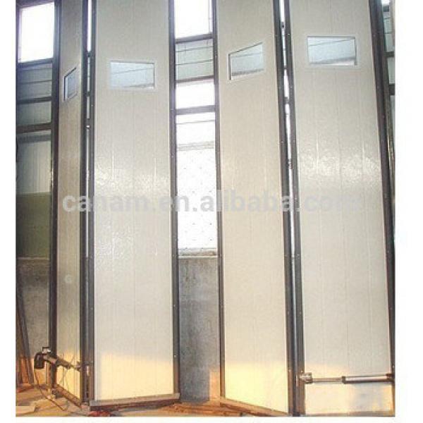 Beautiful Panel Industrial Sectional Folding Door #1 image