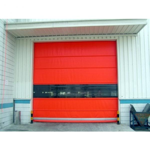 Industrial fast speed door china manufacturer #1 image