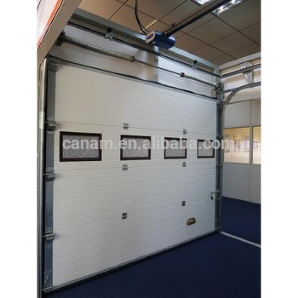 Fast Rolling Up Industrial Rolling Shutter Garage Door #1 image