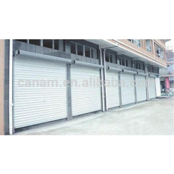 Rolling security store shutters commercial #1 image
