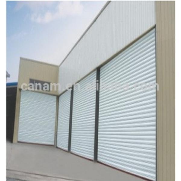 Industrial 120 color steel anti-wind door /windproof #1 image