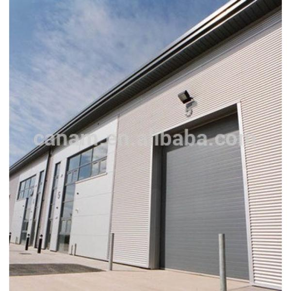 Colorful and Strong Vertical anti-wind rapid roller shutter door #1 image