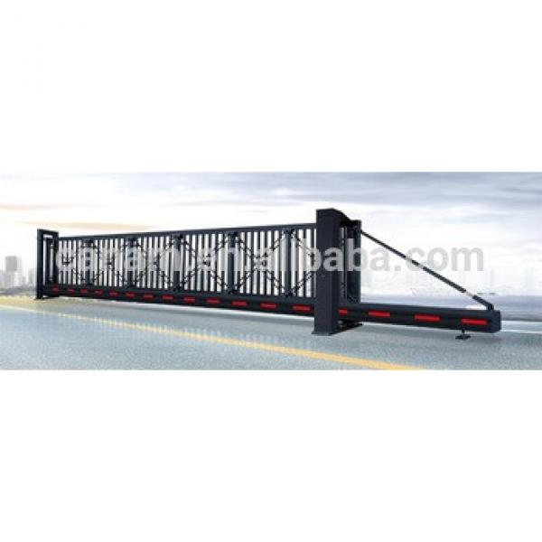 Modern suspended gate and electric driveway suspending gate #1 image