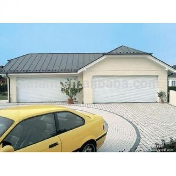 Garage Door --- Sectional Garage Door & EURO CE Quality Certificate roller shutter Garage Door #1 image