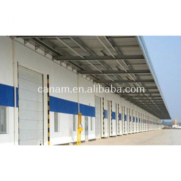 Upright Lifting Industrial Door --- Vertical Lifting & CE Certificate #1 image
