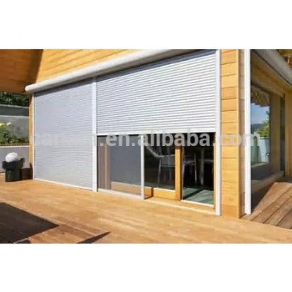 outdoor design aluminum roller shutters/exterior electric rolling shutter #1 image