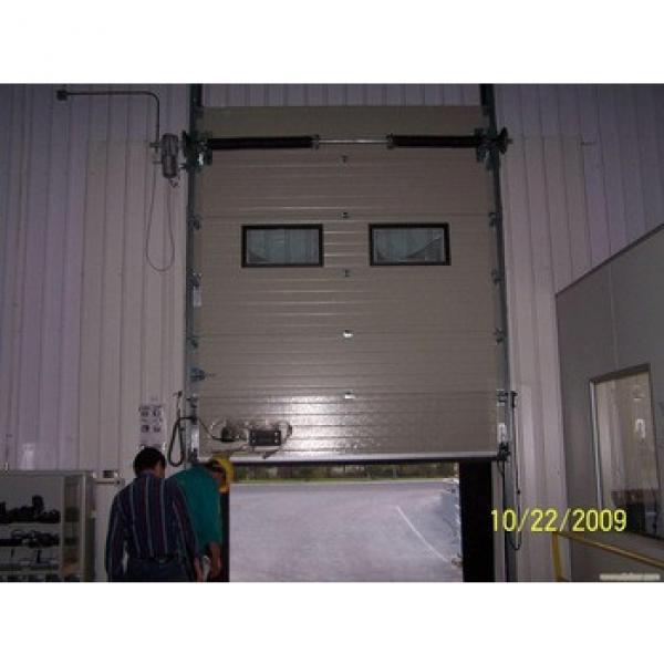 Sectional Industrial Door/Industrial Door/Industrial garage Door #1 image