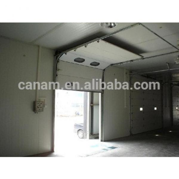 automatic sectional overhead industrial sectional doors #1 image