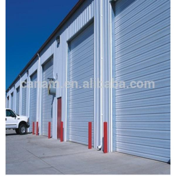 China color steel anti-wind interior roll up door #1 image