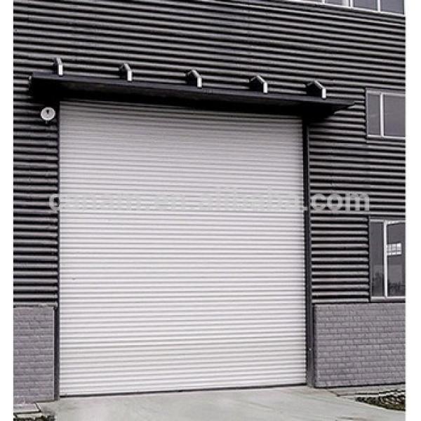 Industrial 120 color steel anti-wind door #1 image