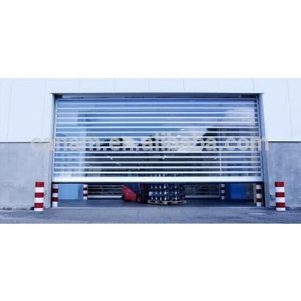aluminum garage door/insulated glass overhead garage doors/sectional garage door glass panel #1 image