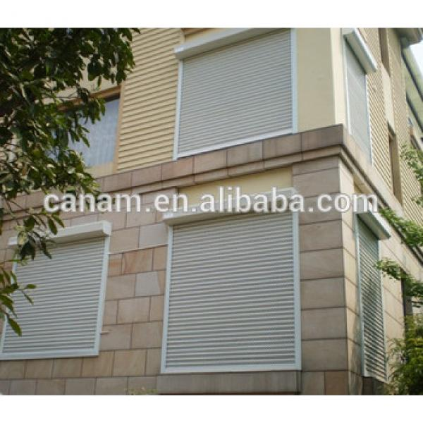 77 aluminum rolling shutter window with low price #1 image