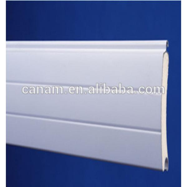 Australia standard insulated roller shutter hurricane impact aluminium Doors #1 image