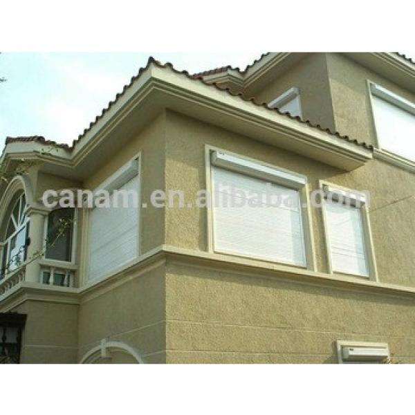 Buy direct from China wholesale aluminum window metal roller shutter #1 image