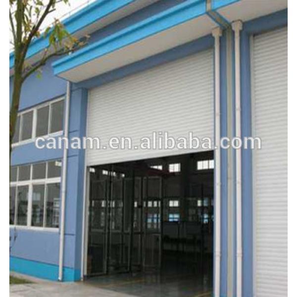 Automatic overhead industrial door #1 image