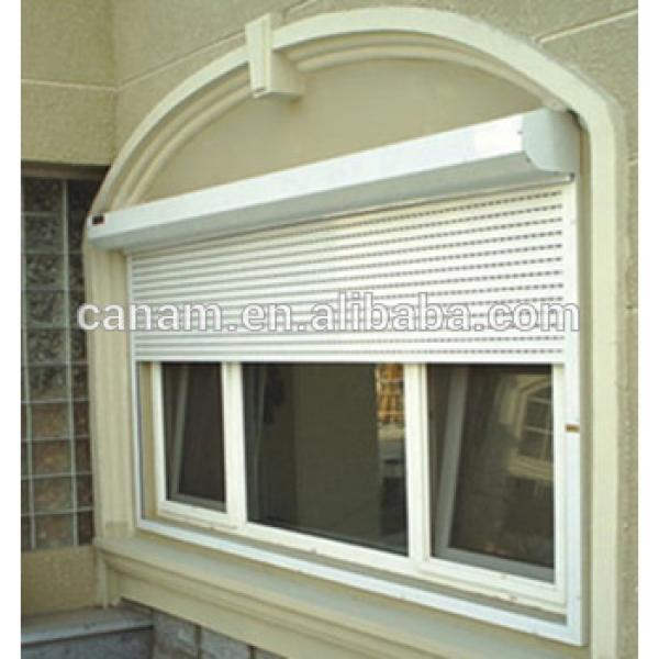 Aluminum Rolling Up Window/ Rolling Shutter Window #1 image