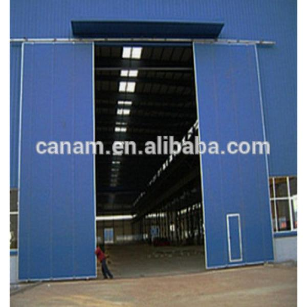 Finished Ready Made Commecial Industrial Doors On Sale #1 image