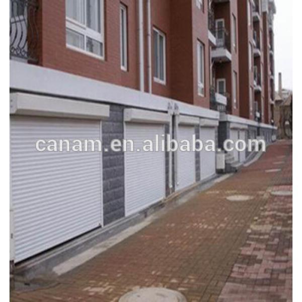 electric aluminium automatic garage door #1 image