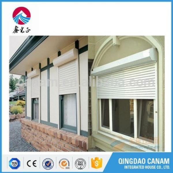 Motorized aluminium interior window roller shutters #1 image