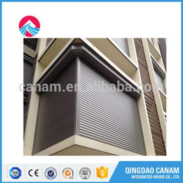 Adjustable aluminum window plantation louver shutter #1 image