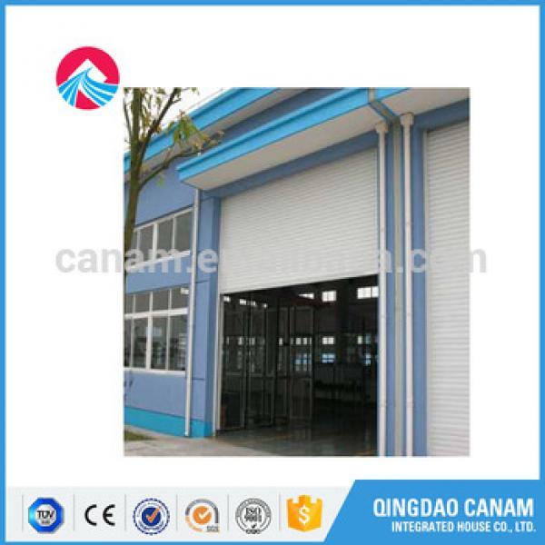 aluminum/steel rolling up door/roller shutter factory price in Shandong #1 image