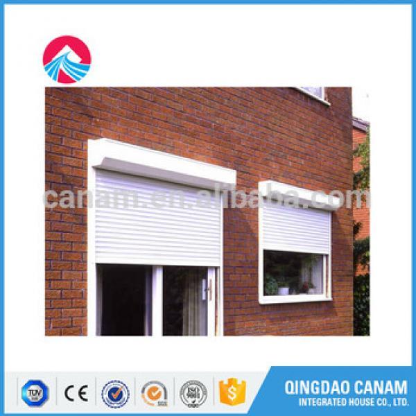 Window metal rolling shutter with 55mm foam slats #1 image
