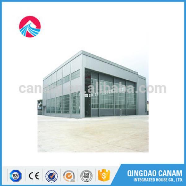 Auto control Industrial sectional door price #1 image