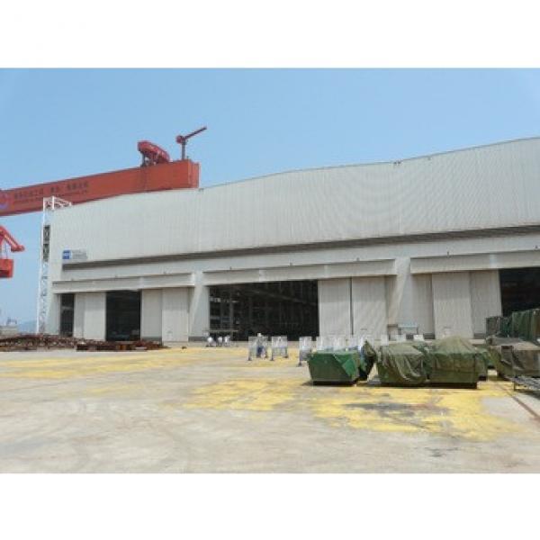 Hot Sale Metal garage slide doors factory #1 image