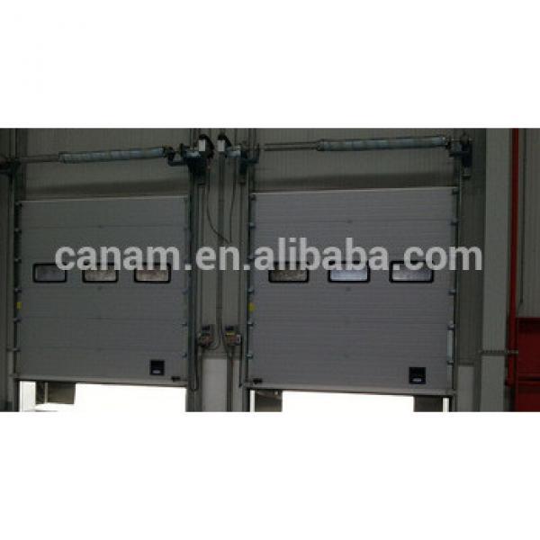 Huge Warehouse Solid Sectional Industrial Lifting Door #1 image