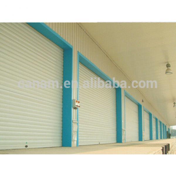 China supplier aluminium frame industrial door #1 image
