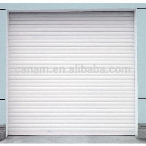 aluminum garage roller shutter door roll forming #1 image