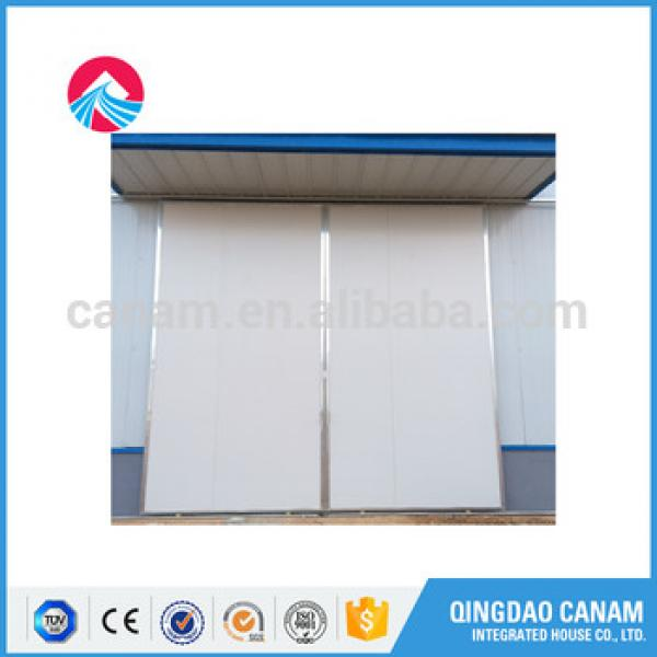 Canam aluminum sliding doors with commercial standard #1 image