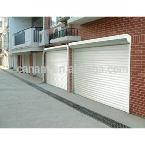 automatic how to make light steel garage doors with entry door #1 image