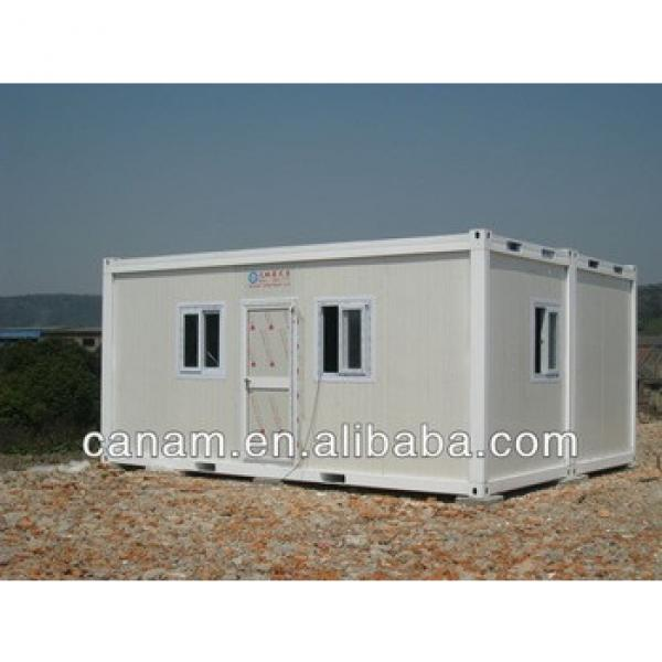 economic modular shipping or flatpack container for student's dormitory and classroom #1 image
