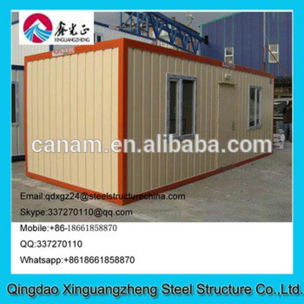 Cheap beautiful movable container houses for sale #1 image