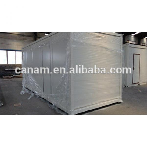 Mobile living container house prefab flatpack container house #1 image